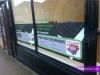 Window graphics. Design, print and installation - ArtbyHerbie.com