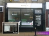 Shopfront . Design, build and installation - ArtbyHerbie.com